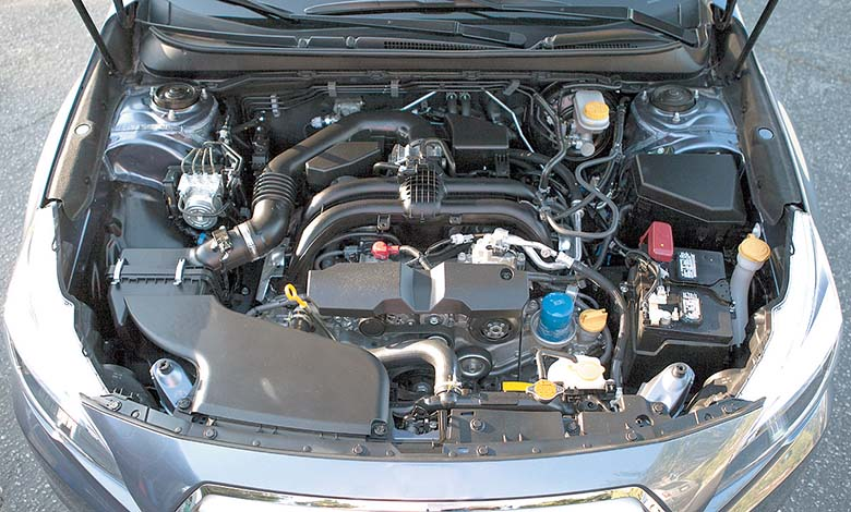 Subaru_Legacy_engine