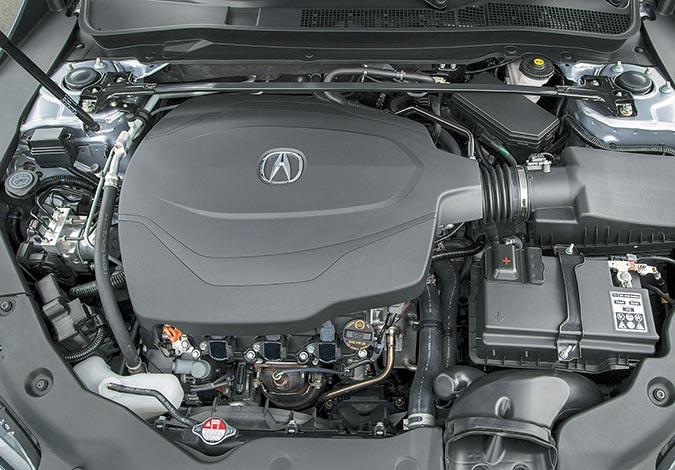 2015 Acura TLX Exterior V6 SH-AWD