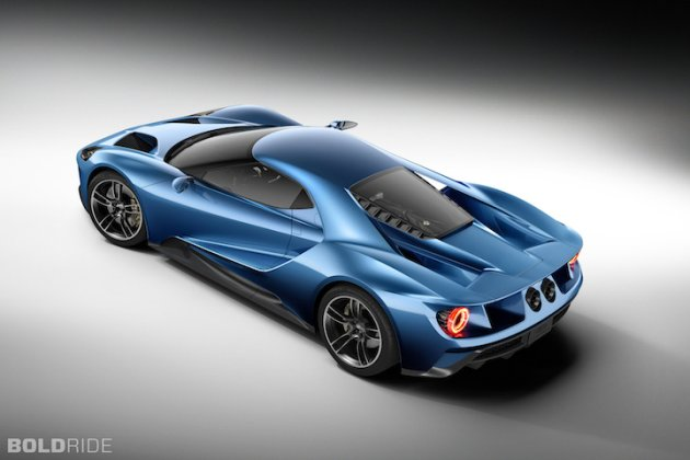 Twin Turbo 600HP Ford GT Debut