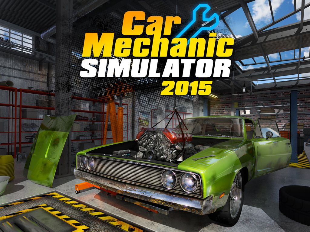 Car Mechanic Simulator 2015 – Kickstarter