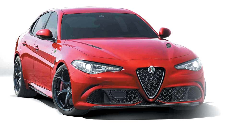 Alfa as popular as BMW? Well, they're going to need product: