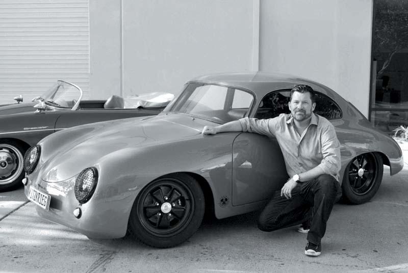 Build a Porsche replica