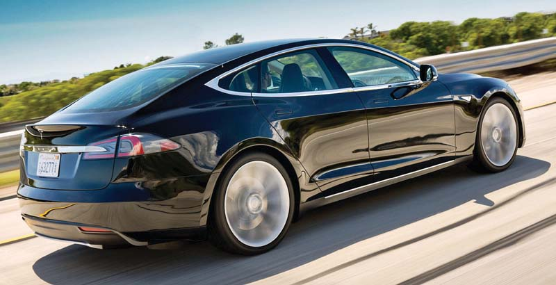 Model S drivers have collectively covered a billion miles: