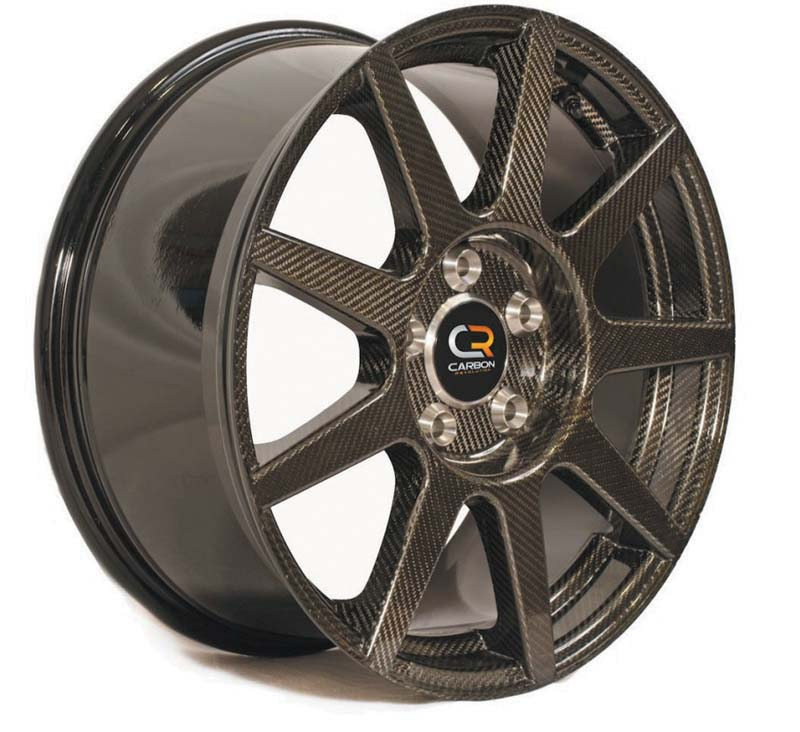 Carbon-fiber wheels?