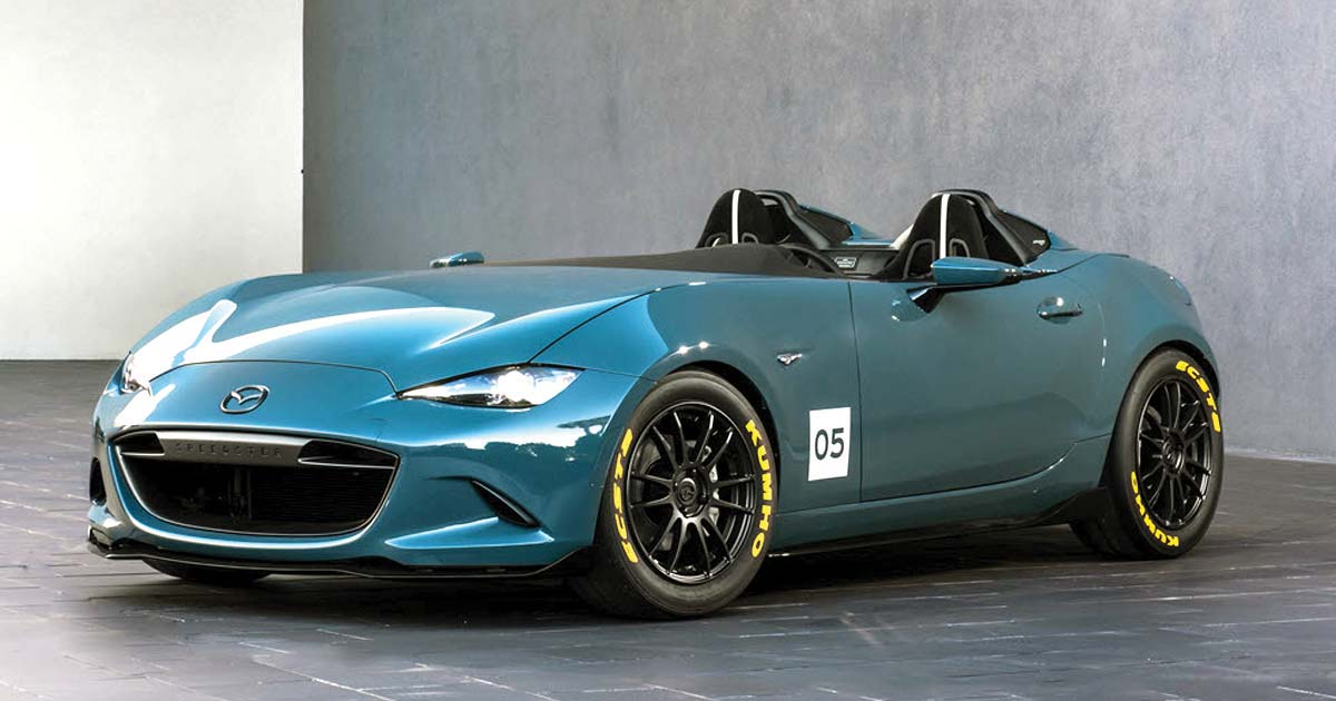 """2016 Mazda Miata Aftermarket Parts >> Miata concepts demonstrate aftermarket potential """"to go wild"""": 