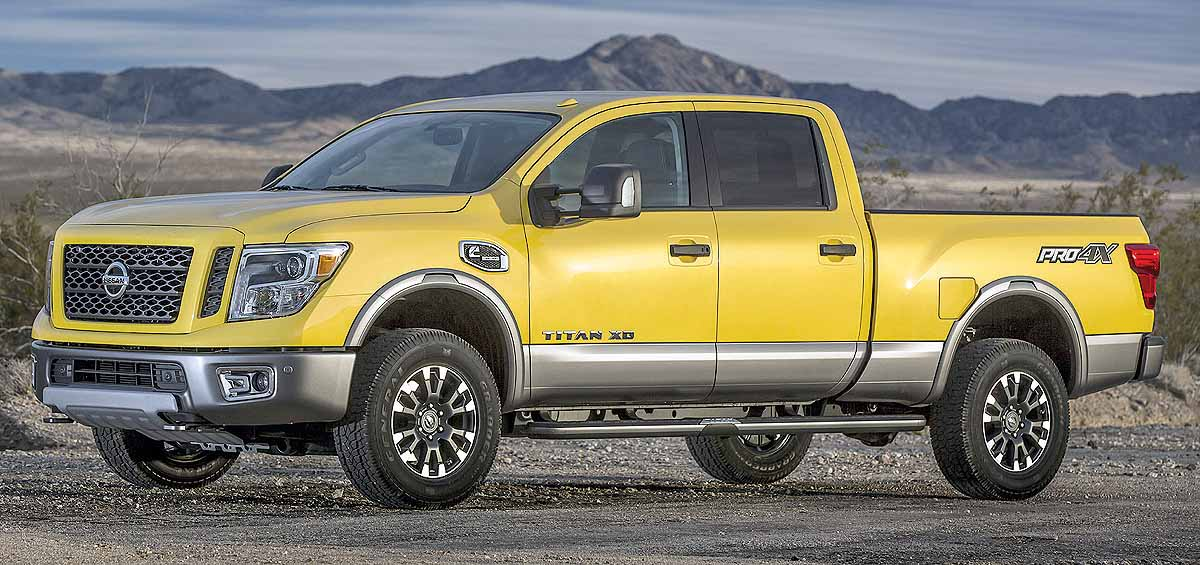 Nissan's sensible approach to selling pickups: