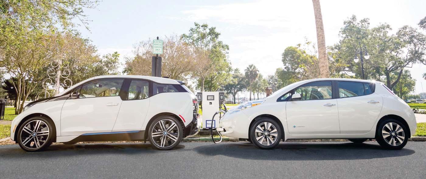 Nissan e BMW firmam parceria para instalar carregadores r·pidos