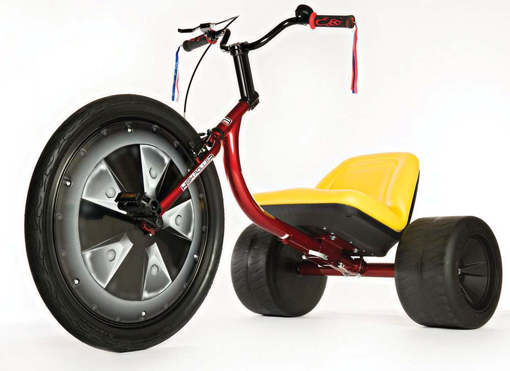 A trike for the kid in you