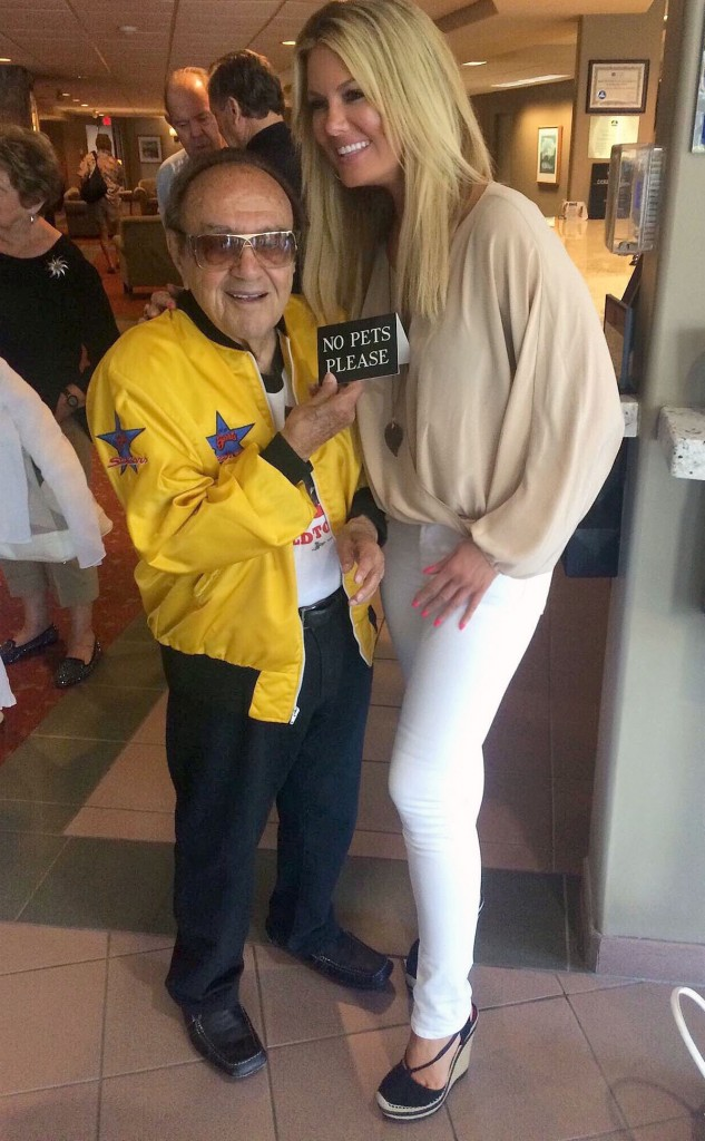 George Barris was known for his creations, of course, but I knew him as a big-hearted, fun-loving prankster. Heaven is a little more colorful now.