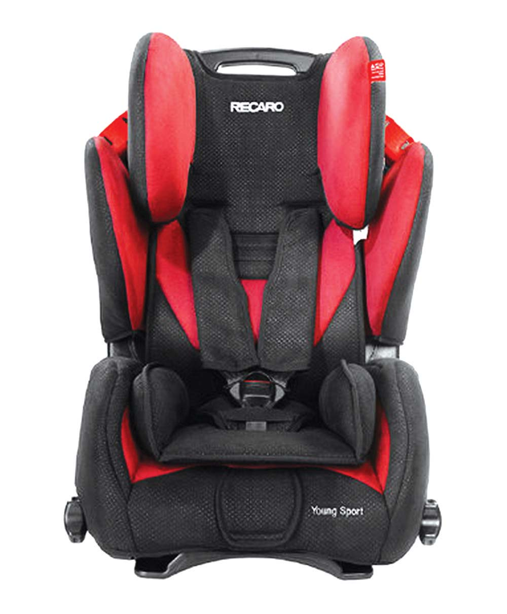 Sporty baby seat