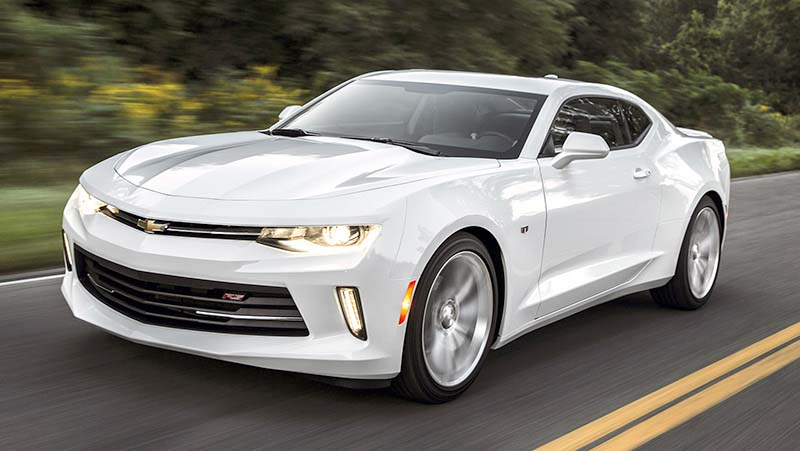 Even if you race your Camaro, Chevy will still warranty it: