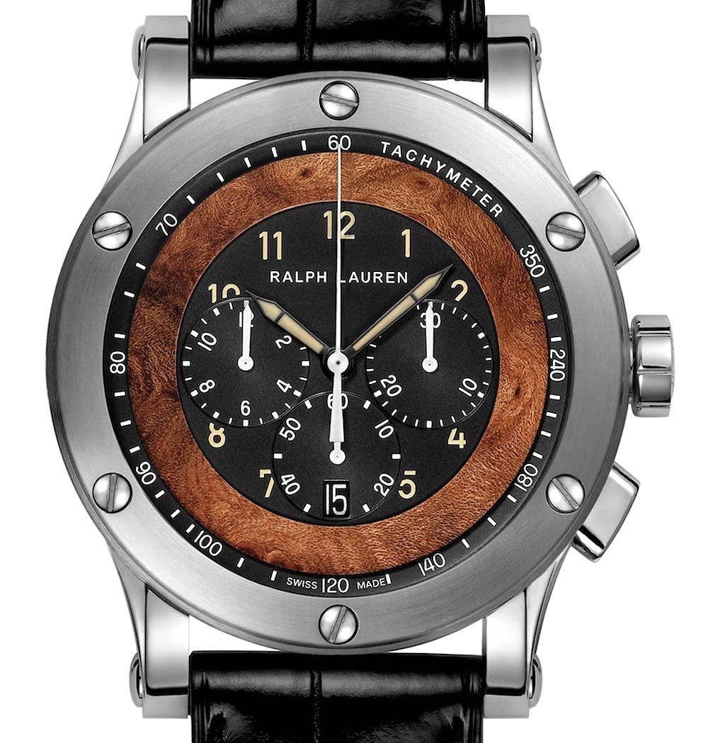 Time for a Ralph Lauren watch