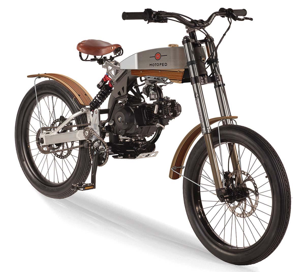Cool two-wheelers