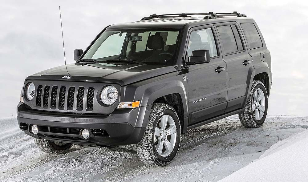2016 Jeep® Patriot