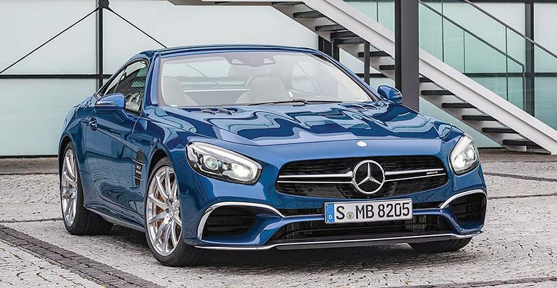 Mercedes-Benz's AMG cars continue to multiply like rabbits: