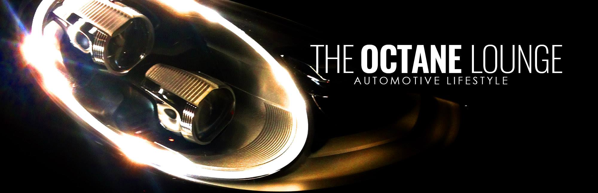 The Octane Lounge | Not Just Another Car Site!