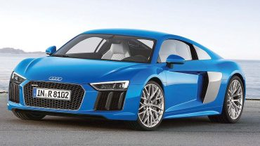 Audi's mid-engine sports car for the masses: