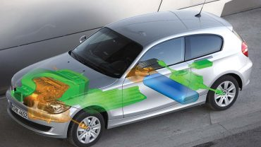 Hydrogen fuel cells might benefit larger vehicles:
