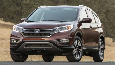 Honda's CR-V has a growth spurt: