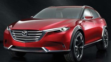 Mazda CX-4 breaks cover: