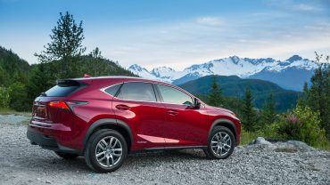 2021 LEXUS NX 300H: This compact utility vehicle flaunts its style, technology and fuel efficiency