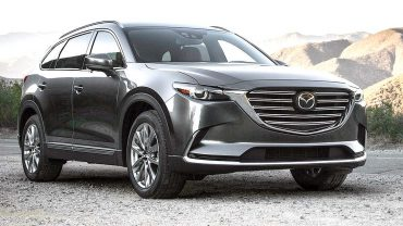 Mazda gambles with the CX-9: