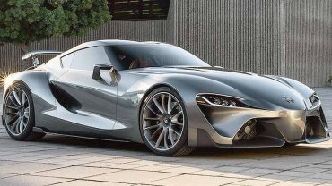 A Toyota with a German accent?