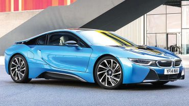 All eyes are on the i8: