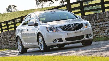 Cheap oil spells doom for Buick compact sedan:
