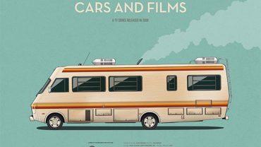 Poster of car stars