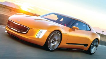Hyundai will get you with its Stinger: