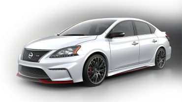 Nissan dives into small-car performance pool: