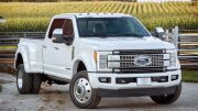 Ford's heavy-duty pickup adds muscle:
