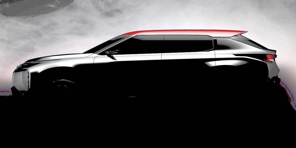 Mitsubishi Motors Ground Tourer Concept