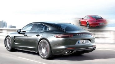 The 2017 Panamera; is it a four-door 911?