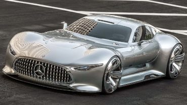 A Mercedes-Benz supercar could become a reality: