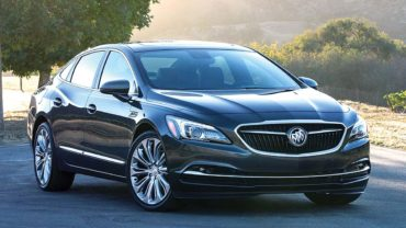 Buick develops a more advanced Lacrosse: