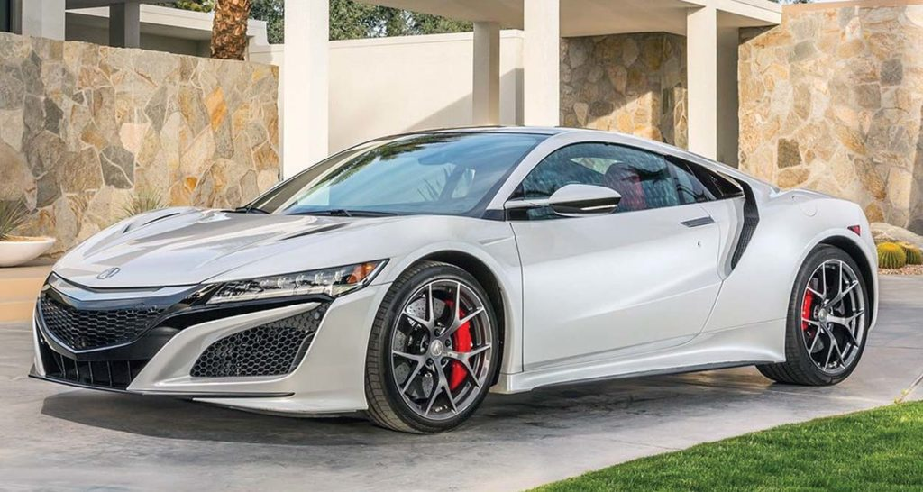 Does Honda have another mid-engine hybrid sports car in ...
