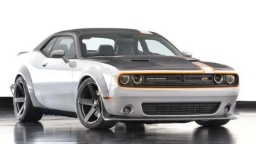 The Challenger gets AWD, but not on the model you would think: