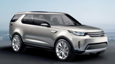 Land Rover makes a fresh Discovery: