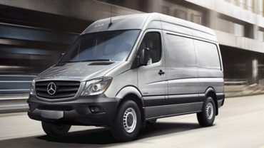 Electric Sprinter targets a growing commercial market: