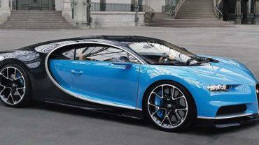 Hybrid boost might make Bugattis even faster: