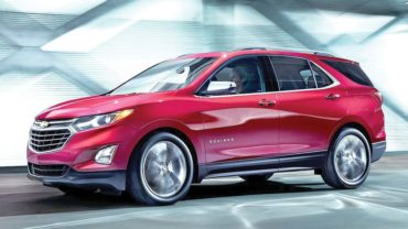 Diesel engine possible for the new Equinox:
