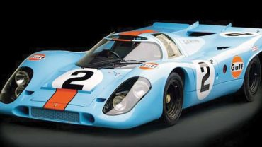 Your dream of owning an iconic Porsche racing car could become reality: