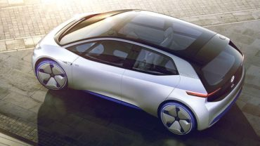 Long-range electric VW in the works: