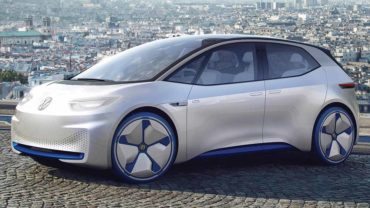 Volkswagen looks into the (near) future:
