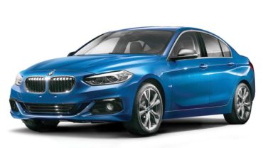 BMW's 1 series is not intended for North America, at least not yet: