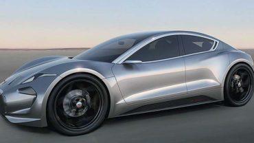 Fisker EMotion targets Tesla Model S: