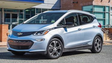 Chevy Bolt production ramps up: