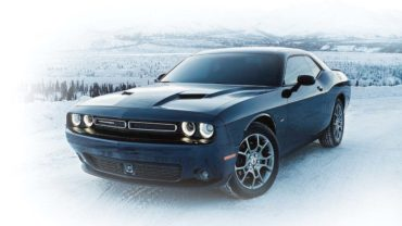 AWD Challenger is ready, but it's about utility, not performance: